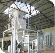 基本型干粉砂浆生产线