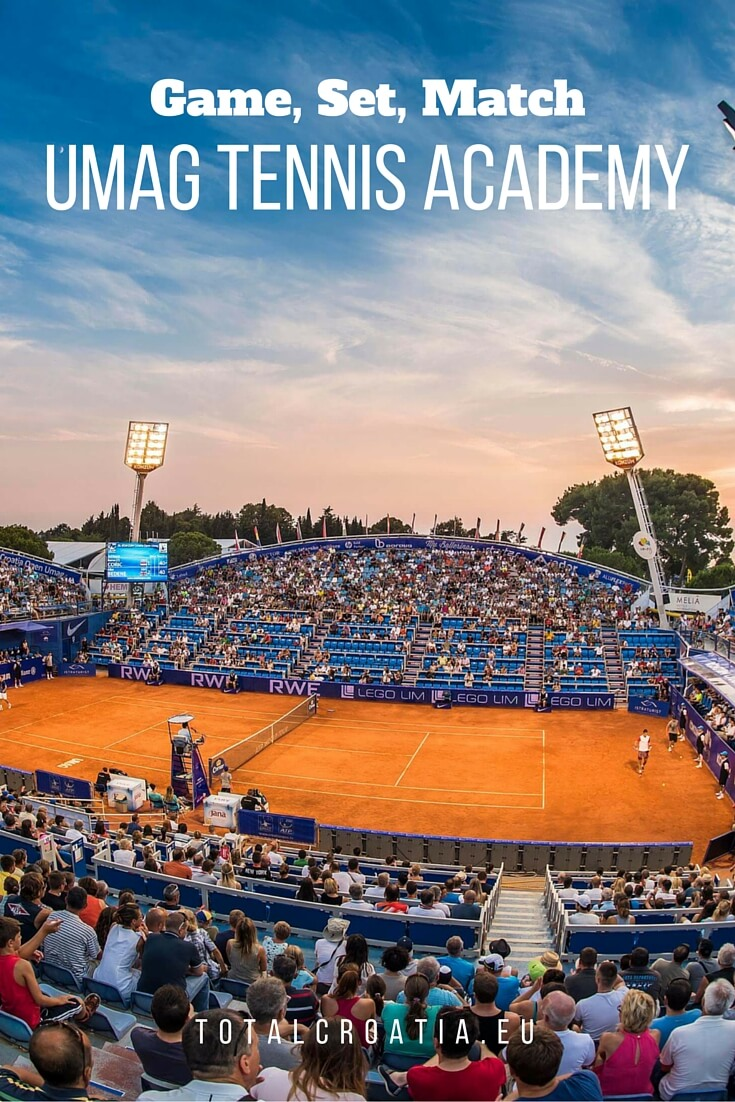 Regardless of age and skill level, if you identify yourself as a tennis lover, wait until you read about Umag Tennis Academy. totalcroatia.eu