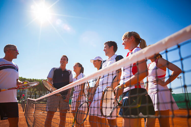 Umag Tennis Academy | Total Croatia