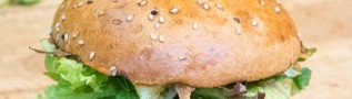 Take Hallali Burger  Imbiss Kassel hallali Style Burger