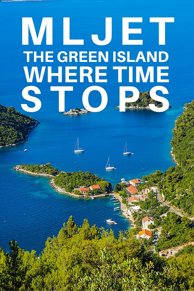 Mljet Island: Where time stops | Total Croaia