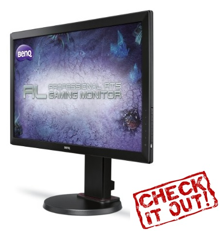 2ms gaming monitor
