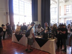 Old Soul at CoffeeCon SF 2014