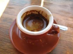 The Four Barrel Coffee espresso