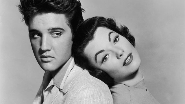 Jailhouse Rock Elvis and Judy