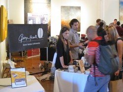 George Howell Coffee at CoffeeCon SF 2014