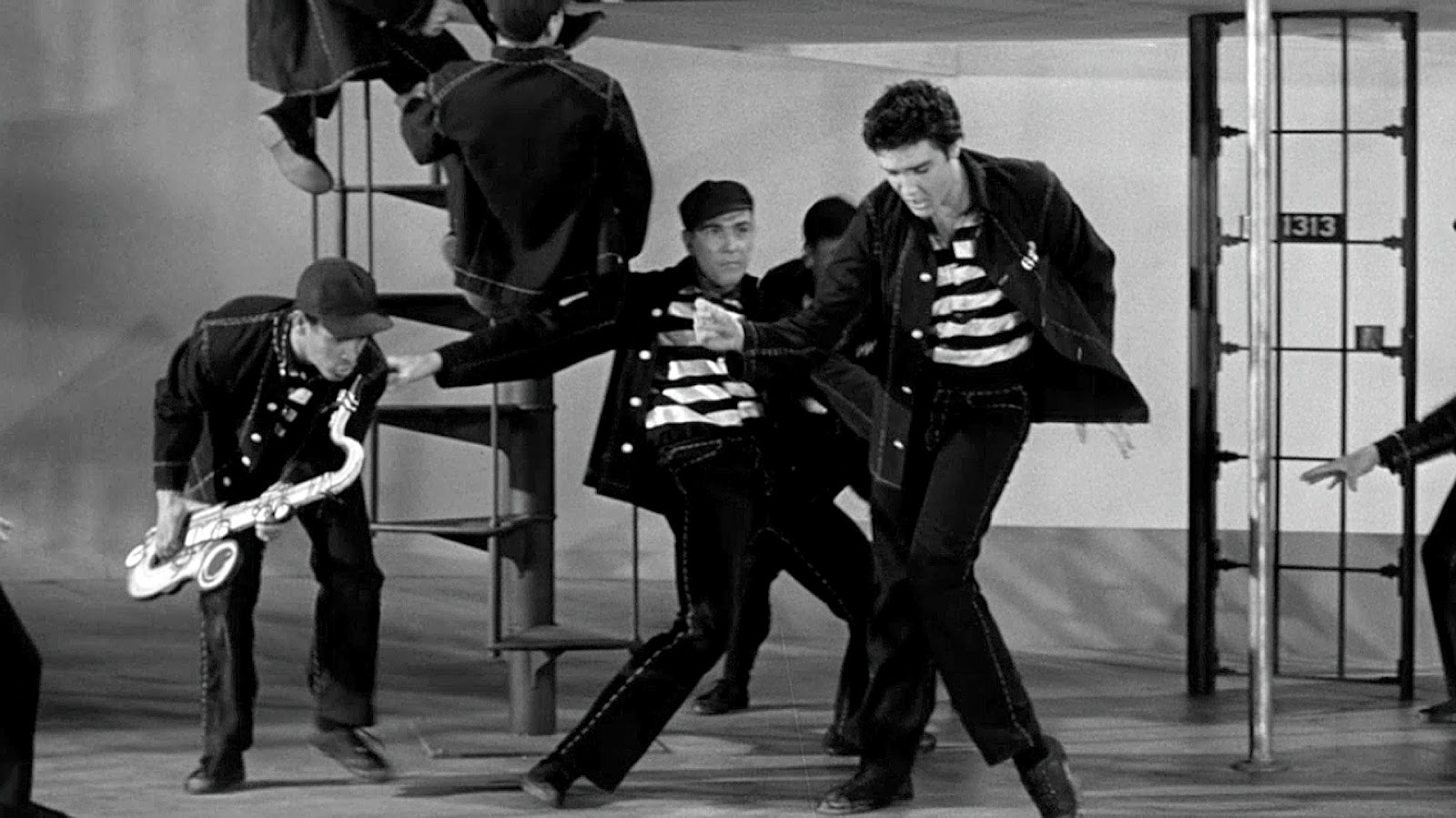 Jailhouse Rock the song