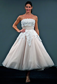 Summer 2017 Wedding Dress Trends Short Dresses. 9