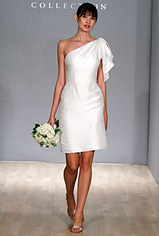 Summer 2017 Wedding Dress Trends Short Dresses.4