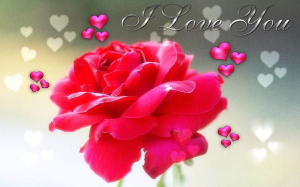 tarjetas postales de amor