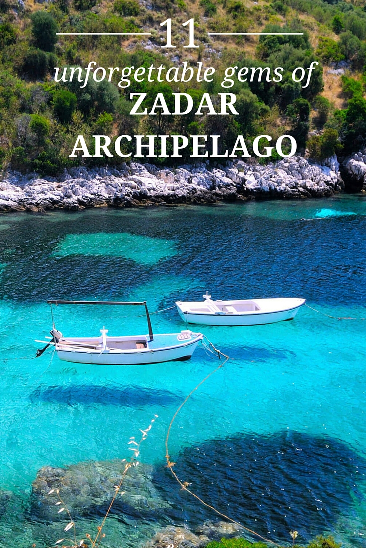Dozens of smaller and bigger islands adorning the Archipelago make this place a true sailor's paradise and an unmissable stop on a sailing route across the Adriatic! totalcroatia.eu