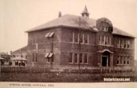 School House, Cotulla, Texas early 1900s