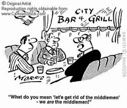Some want to bring back the middlemen