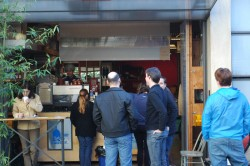 Blue Bottle's Hayes Valley location
