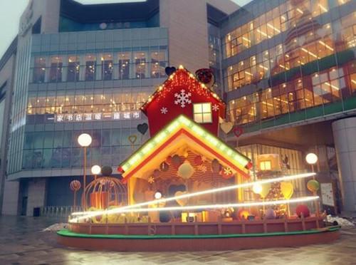 2015年最强圣诞攻略 一大波圣诞活动来袭