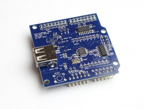 USB Host Shield 2.0 for Arduino – Assembled