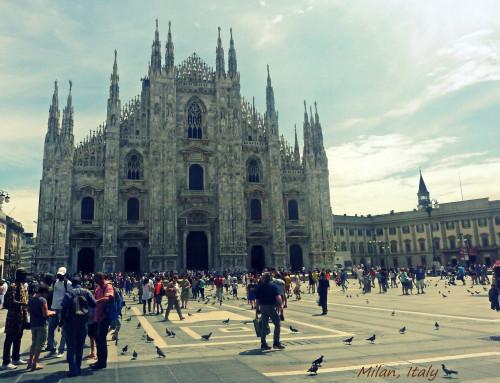 Из СПб в Милан и обратно — всего 7736 руб!