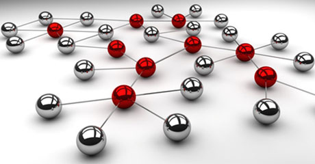 sales leads through interactions and networking