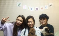 Lee Soo Jung Shares a Photo With New Roomies