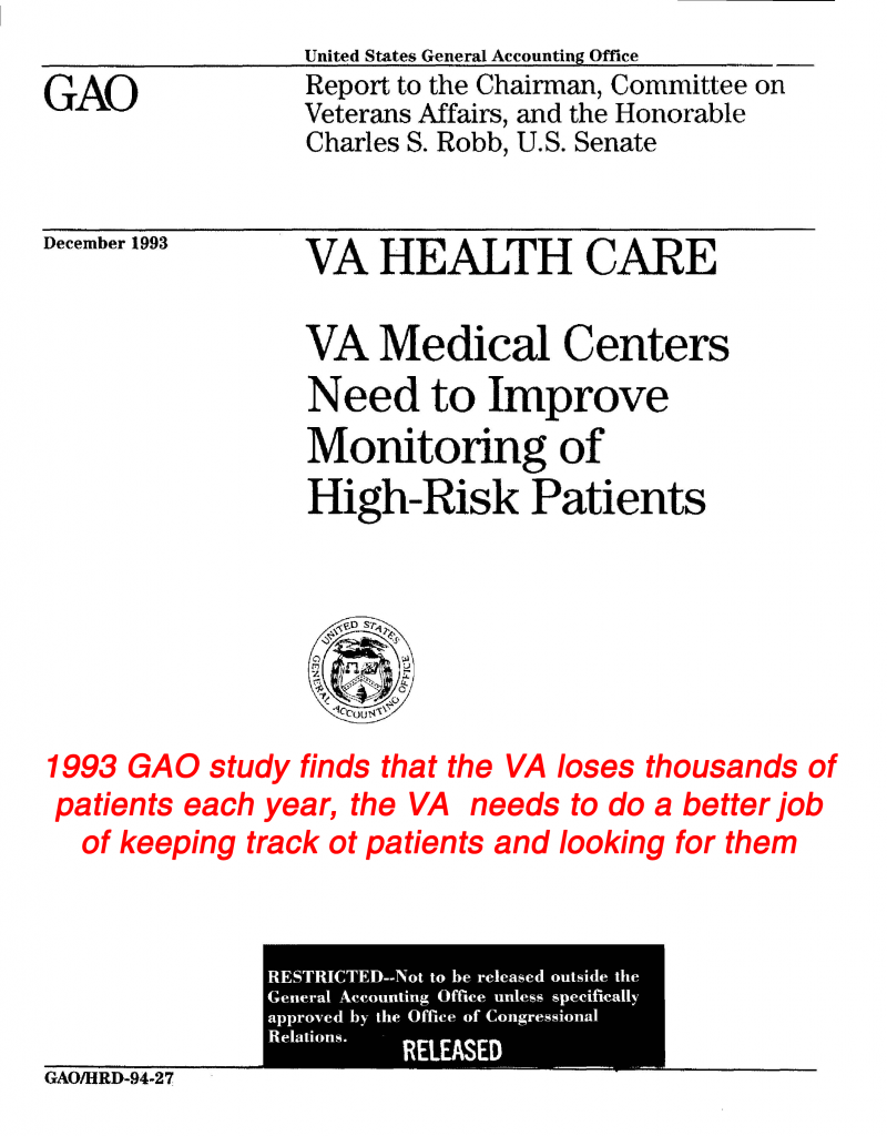 VA Medical Centers Need to Improve Monitoring of High Risk Patients and avoid medical malpractice claims when the VA loses them  Lawyer for Philadelphia Veterans Affairs medical malpractice, W. Robb Graham, Esq. Lawyer for Philadelphia Veterans Administration tort claim, Lawyer for Philadelphia Veterans Administration medical malpractice claim, W. Robb Graham, Esq. Lawyer for Philadelphia VA malpractice claim, Lawyer for Philadelphia VA medical malpractice tort claim, Lawyer for Philadelphia Veterans Affairs medical malpractice lawsuit Lawyer for Philadelphia Veterans Administration Federal tort claim, Lawyer for Philadelphia Veterans Administration medical malpractice claim, W. Robb Graham, Esq.  Lawyer for Philadelphia VA malpractice claim, Lawyer for Philadelphia VA medical malpractice tort claim, Lawyer for Philadelphia Veterans Affairs medical malpractice claim, Attorney for Philadelphia Veterans Affairs medical malpractice, W. Robb Graham, Esq. Attorney for Philadelphia Veterans Administration tort claim, VAmalpractice.com Attorney for Philadelphia Veterans Administration medical malpractice claim, Attorney for Philadelphia VA malpractice claim, Attorney for Philadelphia VA medical malpractice tort claim, Attorney for Philadelphia Veterans Affairs medical malpractice lawsuit Attorney for Philadelphia Veterans Administration Federal tort claim W. Robb Graham, Esq.  , Attorney for Veterans Administration medical malpractice claim, Attorney for Philadelphia VA malpractice claim, Attorney for Philadelphia VA medical malpractice tort claim, Attorney for Philadelphia Veterans Affairs medical malpractice claim, W. Robb Graham, Esq.,Information on medical malpractice, crime, fraud and other things that adversely quality of medical care that veterans receive from doctors, surgeons, physicians assistants, psychiatrists and other medical  providers at hospitals, medical centers and clinics run by the Department of Veterans Affairs and veterans can file claims for compens