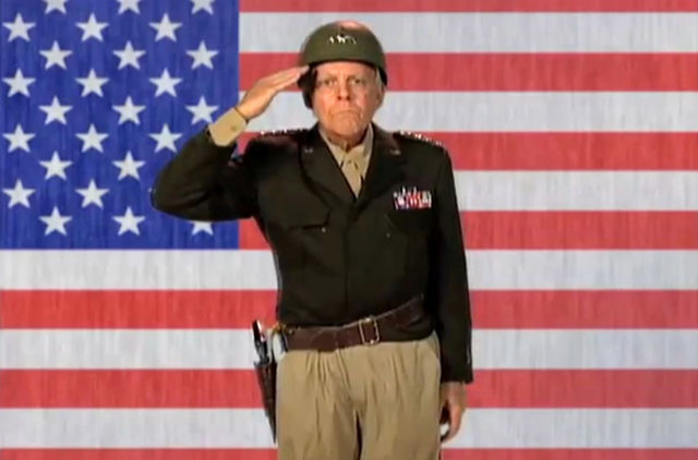 """VA spends $80,00 on Patton parody for """"Training Conference"""" Your Tax Dollars at Work!"""