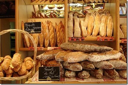 baguete francia