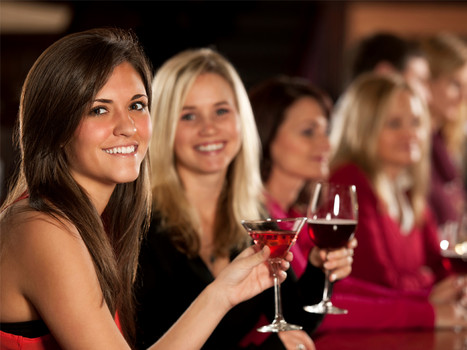 The downside of this trend is that, overall, women are more susceptible to the harmful effects of alcohol than women