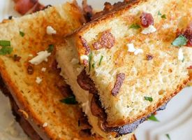 Get Cheesy with These Latin-Inspired Grilled Cheese Recipes
