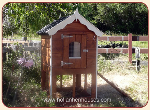 Vermeer chicken house