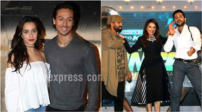 Madhuri, Terrence announce new dance show; Shraddha, Tiger take Baaghi for promotions