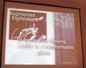 NASA Virtual Worlds - Augmented Exploration