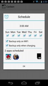 helium Best Android Backup App