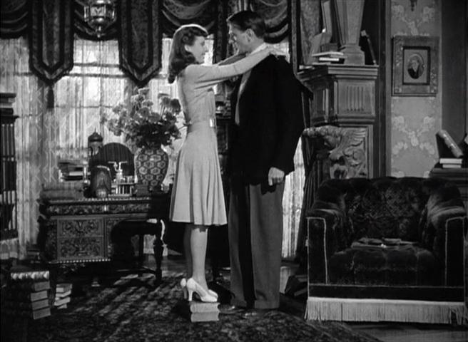 Snub #2: Ball of Fire (1941)