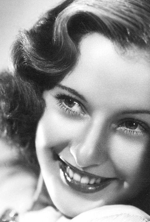 Stanwyck Snub smiling
