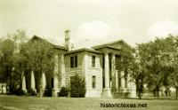 Glasscock County Courthouse, Garden City, Texas 1930s
