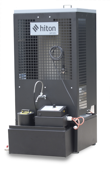 Waste oil heater HP-105 HP-105