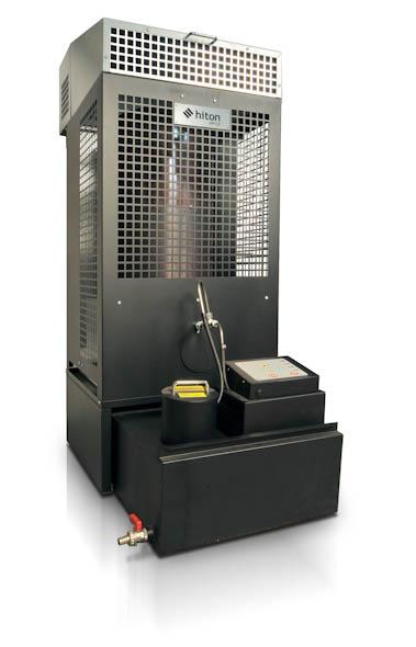 Waste oil heater HP-125 HP-125