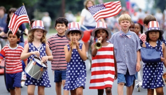 July 4th - independence-day-parade-America