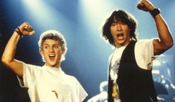 Bill & Ted 3 is finally happening