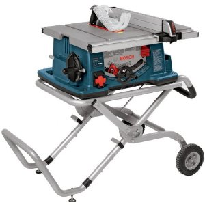 Bosch 4100-09 Worksite Table Saw, 4 HP, 10-Inch