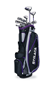 callaway strata womens golf clubs