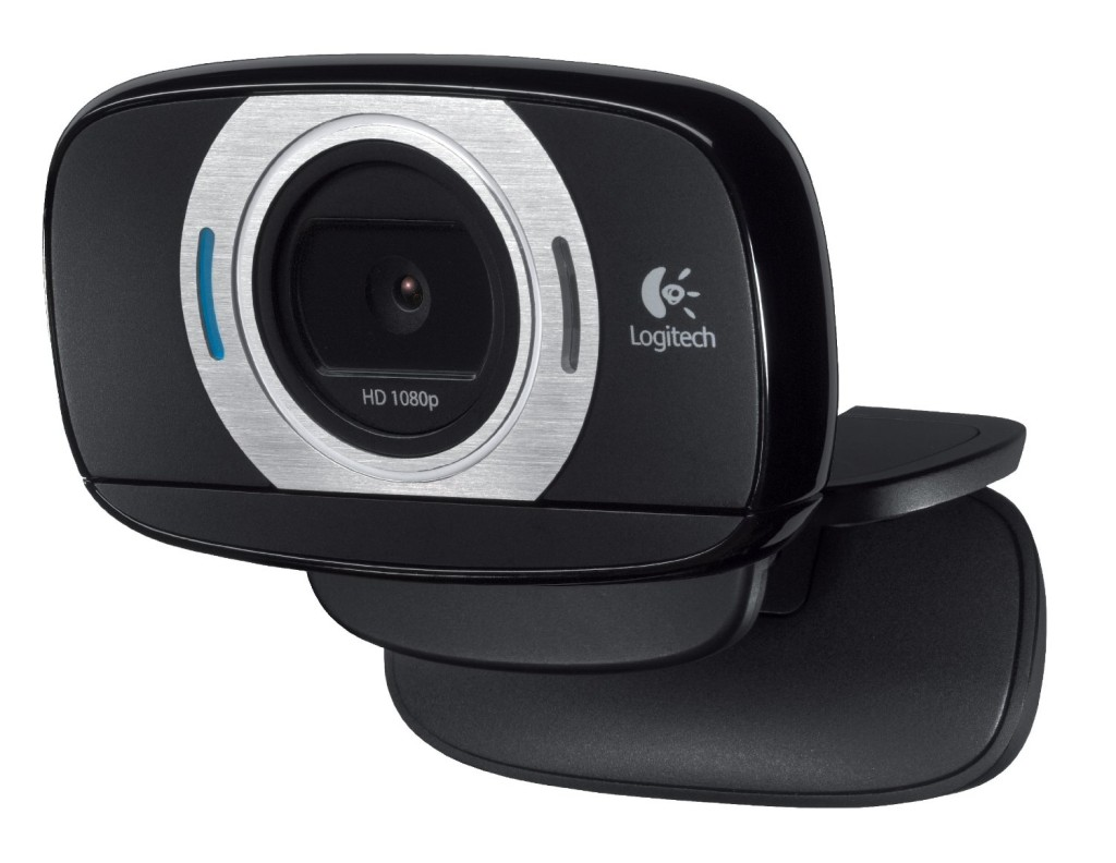 Logitech C615 HD Portable Webcam