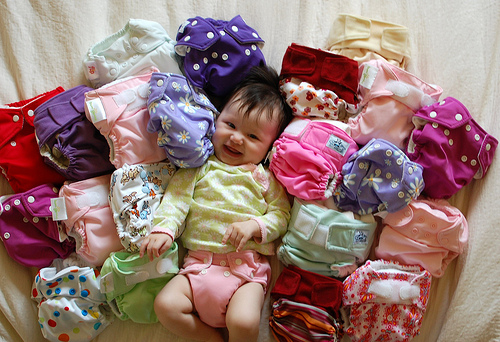 buying cloth diapers