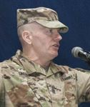 Army Sgt. Maj. John W. Troxell, senior enlisted advisor to the chairman of the Joint Chiefs of Staff