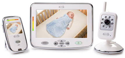 Multiple Baby Video Monitors