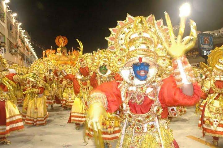 Adornments carnaval