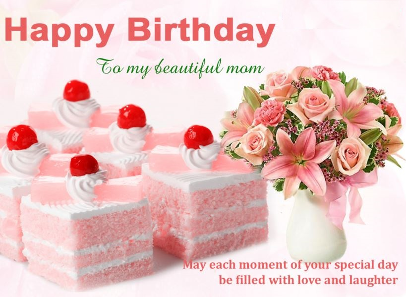 Happy Birthday Mom HD Images Quotes Wishes