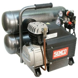 portable air compressor reviews Senco PC1131 Compressor 100 PSI, 2.5 HP, 4.3-Gallon