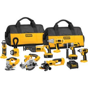 Best Power Tool Combo Kits reviewed