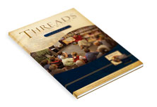 Living History Threads Catalog cover